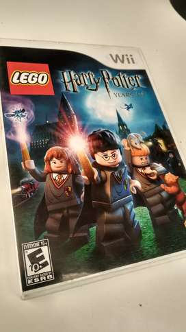 Harry Potter LEGO Wii