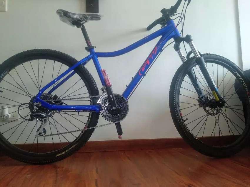 Bicicleta GW Deer