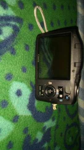 Camara digital con flash
