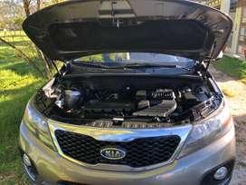 Vendo SUV Kia Sorento en buen estado, un solo dueño, de uso particular, 2 filas de asiento, 4x2, 121000 km del 2009