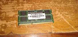 Memoria ram para notebook 4gb ddr3