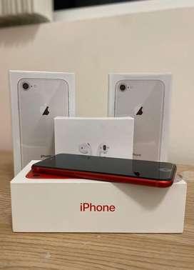iPhone 8 de 64 gb NUEVOS con garantia // Tengo 4
