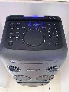 Equipo de sonido con Karaoke SONY