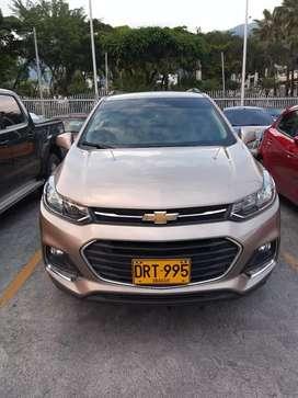 Vendo camioneta Chevrolet tracker 2018 automática