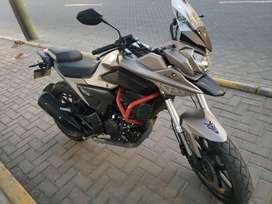 VENDO MOTO LIFAN KPT 200 , MODELO 2020