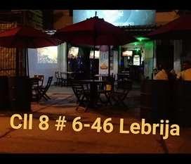 Vendo establecimiento BAR acreditado en Lebrija inversión totalmente segura