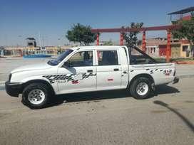 Vendo camioneta Pick-Up Mitsubishi