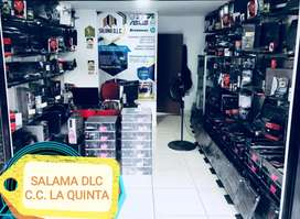 Oferta Para Café Internet 5 Computadores Completos Con Factura Y Garantia Maraca HP Con Regalo  USADO