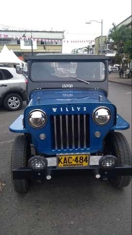 Willys modelo 59
