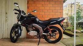 Vendo GSX 125 - Disponible en Cali o Popayán