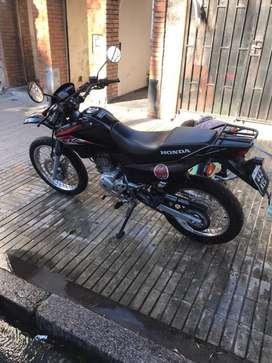 Honda XR 125 impecable unico dueño