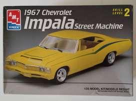 AMT Chevrolet impala 67 1/25