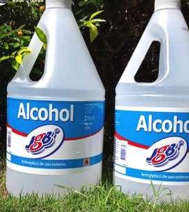 Alcohol al 70 %