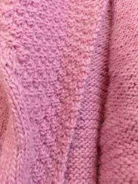 Busco persona que sepa tejer sacos de lana