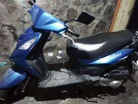 Akt scooter