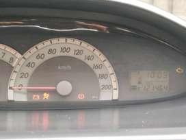 Toyota Yaris versión del 2008