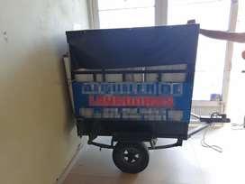 Vendo trailer en perfectas condiciones