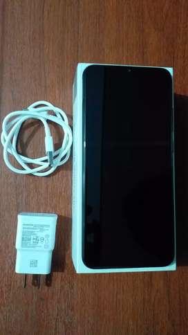 Celular nuevo en caja Samsung galaxy A02s 32Gb negro