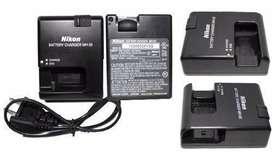 Cargador Nikon Mh-24 Genérico Para Nikon