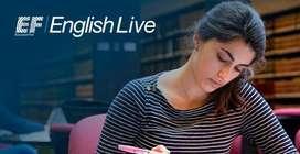 CURSO ONLINE ENGLISH LIVE SUPER DESCUENTO POR TIEMPO LIMITADO
