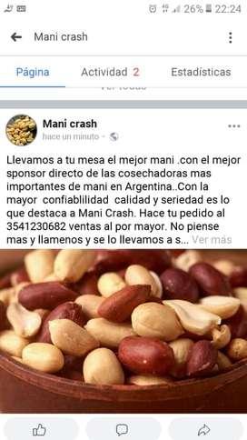 Mani Crash ..venta por Mayor Y Menor