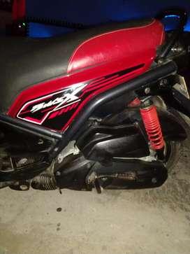 Yamaha BWS 2010 exelente estado papeles al día