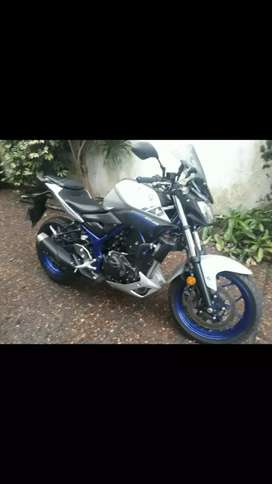 Yamaha mt 03 impecable