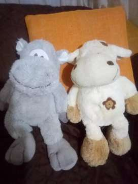 Peluches a 10.000