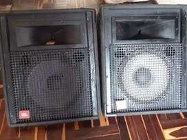 JBL Monitores de Piso (02) Modelo SR 4704 A Made  IN USAin USA