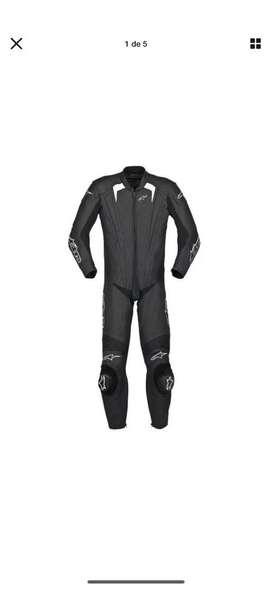 Mono traje alpinestars para moto