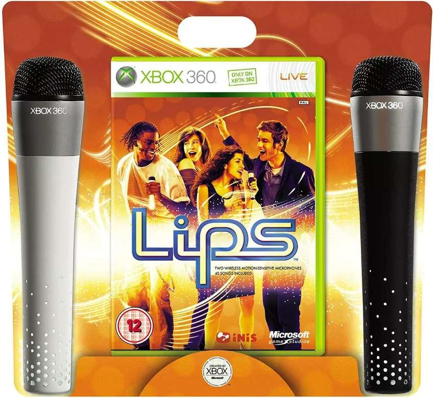 Lips Xbox 360 USADO