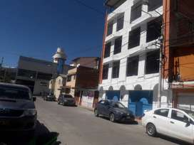 Alquilo local comercial y hotel en Huaraz