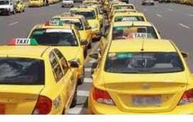 Necesito chofer para taxi responsable