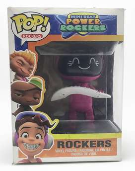Juguete mini beat power rockers personaje Myo