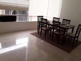 Alquiler de  Departamento Amoblado en los Olivos 2, cerca del Supermaxi, Norte de Guayaquil