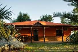 Alquilo Casa de campo con quincho, pileta