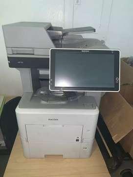 Promoción !!!Fotocopidoras láser multifunciónales importadas