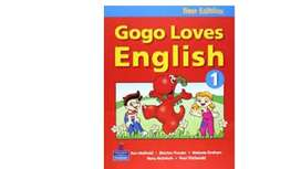 GOGO LOVES ENGLISH 1 editorial Longman nuevo Cali