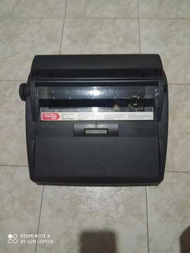 Máquina de escribir Brother Auromatica