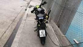 Moto pulzar ns200