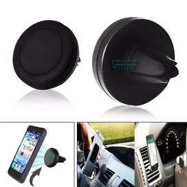 Soporte Holder Auto Magnetico Gps Iphone Samsung Lg Celular Universal Zona TRIBUNALES