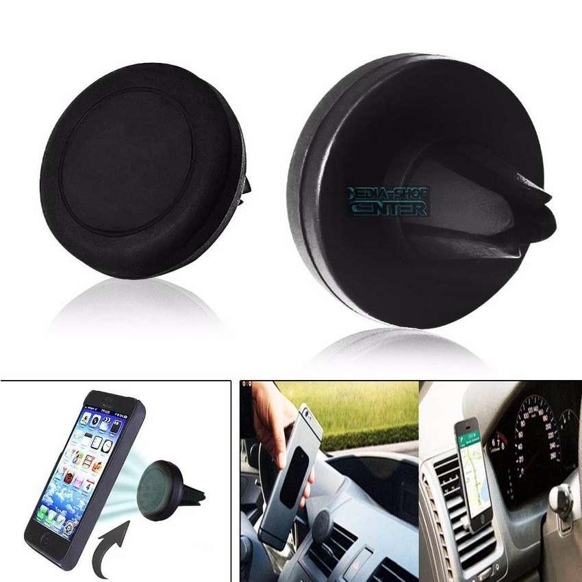 Soporte Holder Auto Magnetico Gps Iphone Samsung Lg Celular Universal Zona TRIBUNALES 0