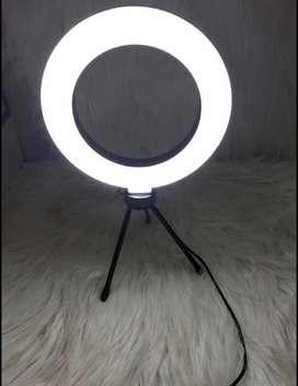 Aro de luz led