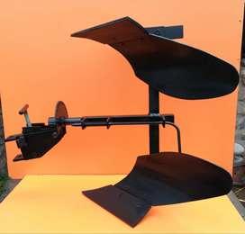 Motocultor - Minitractor - implementos