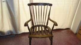 Vendo sillón antiguo restaurado