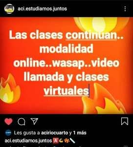 Clase virtual