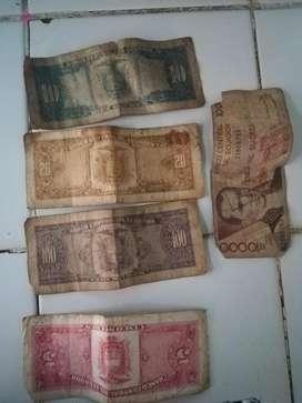Billetes Antiguos Sucre