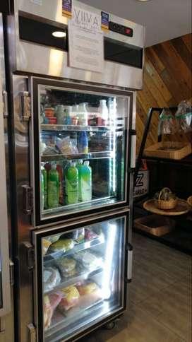 vendo congelador refrigerador negocio