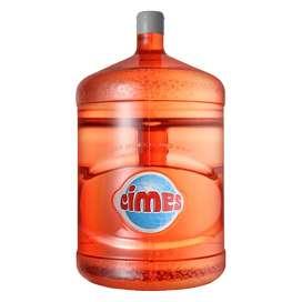 Agua Cimes Bidón De 20 Lts