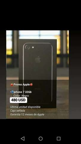 IPhone7 32g nuevo en caja